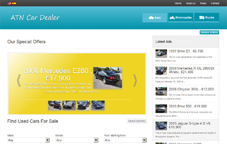 front site atn car dealer
