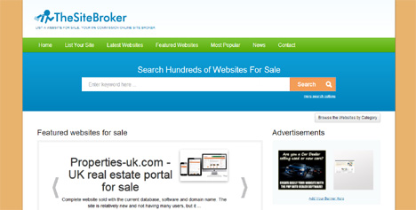 websites marketplace